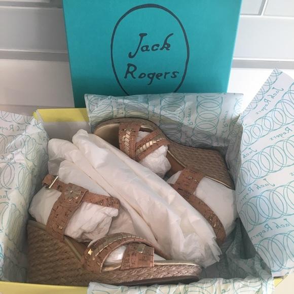 Jack Rogers Abbey Wedge Sandal XaHse